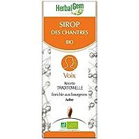 Herbalgem–Jarabe de los cantores orgánico–150ml