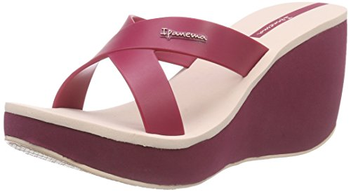 Ipanema Damen Lipstick Straps Ii Fem Offene Sandalen Mehrfarbig (red pink 8444)
