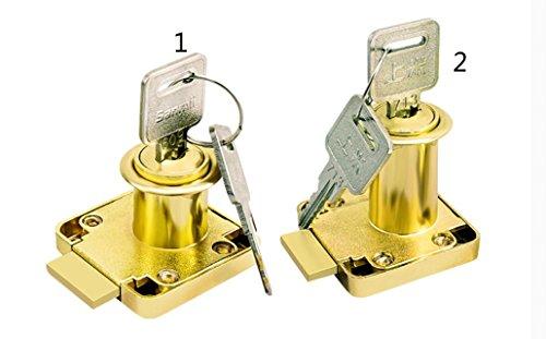 CTS/cassetto lucchetto serratura porta/armadio/mobili scrivania/File Cabinet Serrature 2