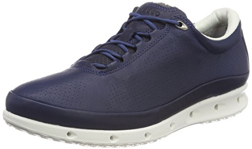 ECCO Damen Cool Sneaker, Blau (Marine), 39 EU