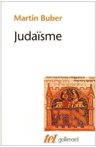 Judaïsme par Martin Buber