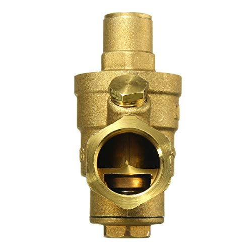 nbms dn20 3\/4inch bspp Messing- Wasser Druck reduzierung ventil mit