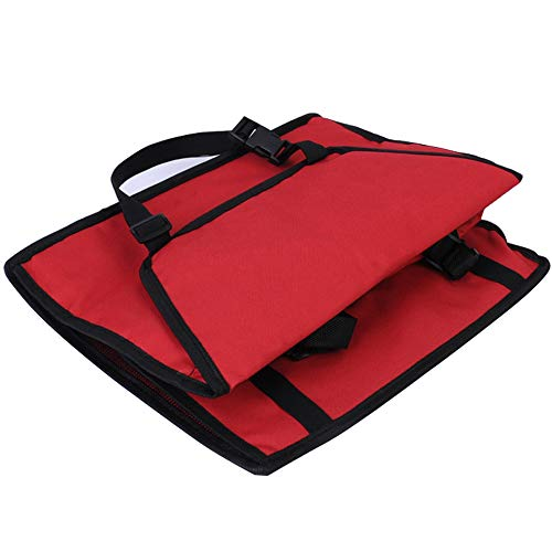 QNMM Haustier Sitz, mit Sicherheitsgurt, Hund Booster geeignet für kleine und mittlere Haustiere, das maximale Gewicht beträgt weniger als 30 Pfund Atmungsaktive Haustier Autotasche - 30 Pfund Gewichte