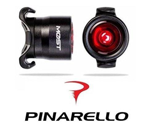 Luz parte trasera de seguridad LED PINARELLO MOST / fijación universal / bici