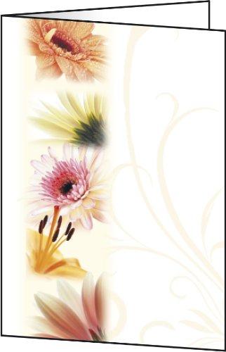 Preisvergleich Produktbild Sigel DC172 Grußkarten Jardin, A6, 25 Stück