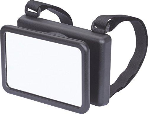 Preisvergleich Produktbild hr-imotion XL Baby Beobachtungsspiegel für Babyschalen [Made in Germany | Universell passend | Splitterschutzglas | Einfache Montage] - 10411001