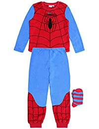 Vestaglia Bambino Full Zip in Coral Spiderman Marvel Art 2102