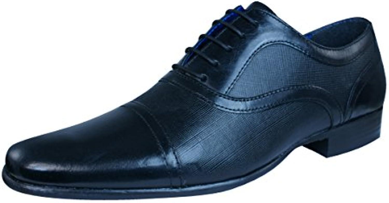 Red Tape Potton los hombres del ante de los loafers / Zapatos