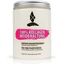 Kollagen aus Weidehaltung • 100% reines Kollagen Hydrolysat • 500g • ohne Zusätze • optimal für Paleo, Atkins, Keto und Low Carb Ernährung • in Deutschland hergestellt • primalife