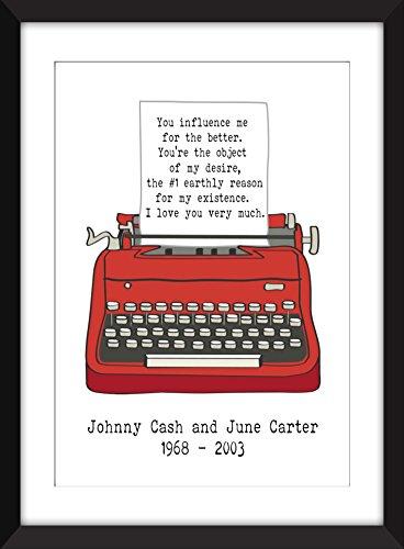 johnny-cash-romantico-11-x-14-8-x-10-5-x-7-a3-a4-a5-stampa-regalo-per-san-valentino-love-letter