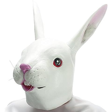 Maschera coniglio in