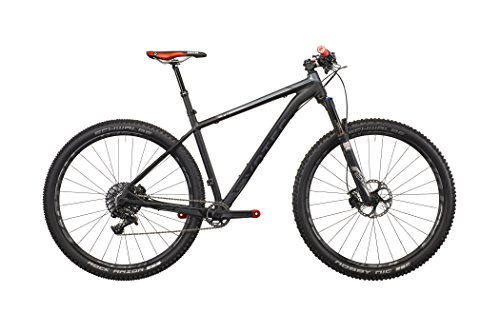 VOTEC VC Pro Cross Country Hardtail 1×11 29″ black matt/dark grey glossy 2017 MTB Hardtail