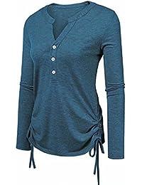 e226993911df Suchergebnis auf Amazon.de für  schwarzes Carmen Shirt mit Spitze -  Baumwolle  Bekleidung
