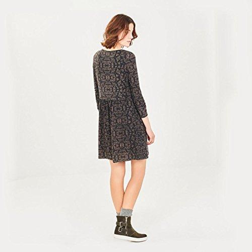 Surkana MOBA robe noir Noir - Noir