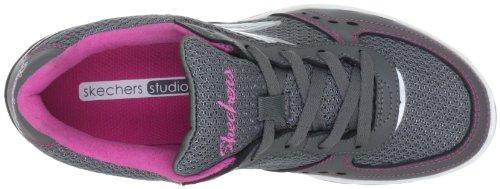 Skechers Danza 22116, Sneaker donna Grigio (Grau (GYHP))