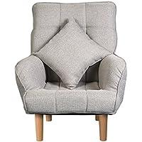 Preisvergleich für ALUK- small stool Bequemer Kindersitz, weicher Sitz, Kleiner einzelner Freizeitsitz, waschbares Sofa