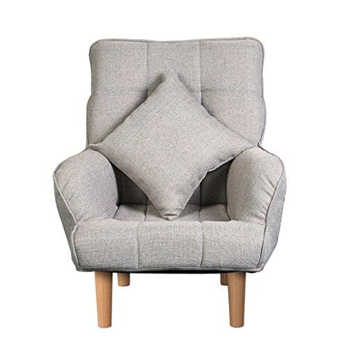 ALUK- small stool Asiento cómodo para niños, Asiento Suave, Asiento de Ocio Individual pequeño, sofá Lavable