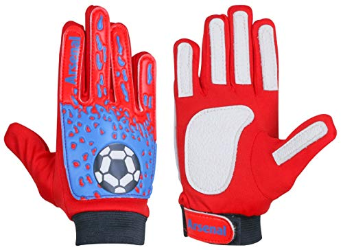 guanti da calcio bambino ARSUK Guanti da Portiere per Bambini