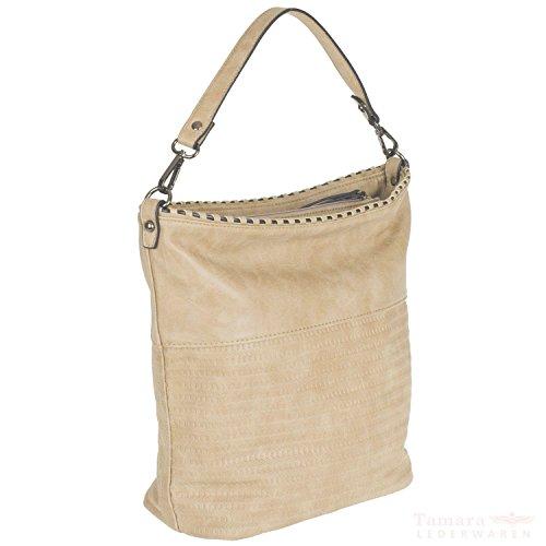 Maestro Surprise Bag in Bag Shopper Tasche 33 cm sand