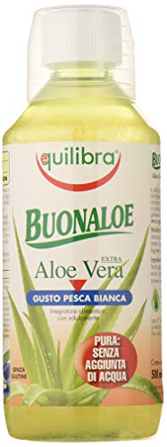 Equilibra - BuonAloe Vera Extra 98,15%, 500 ml