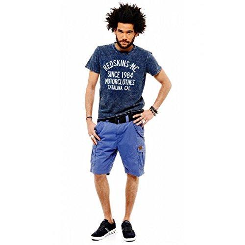 bermuda-redskins-lukkli-gauloise-couleur-bleu-taille-31