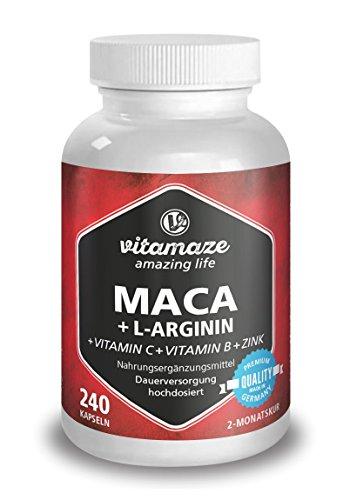 Vitamaze Maca kAPSELN