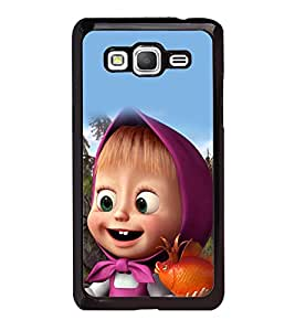 printtech Kid Back Case Cover for Samsung Galaxy Grand Prime G530h