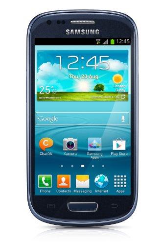 Samsung Galaxy SIII mini VE i8200N azul libre