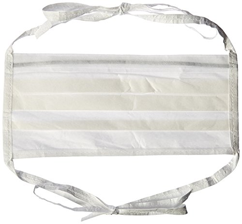 Dupont ML7360WH000250BH Sierra Controlled Environmental Masks, 9 Size, White (Pack of 250)