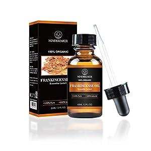 Aceite esencial de incienso Mindbreaker, 100% puro y natural, aceite de incienso de calidad premium, 4 fl. Oz