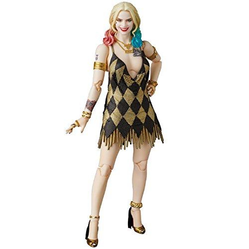 Unbekannt Medicom Suicide Squad Harley Quinn Kleid Version MAF EX Figur