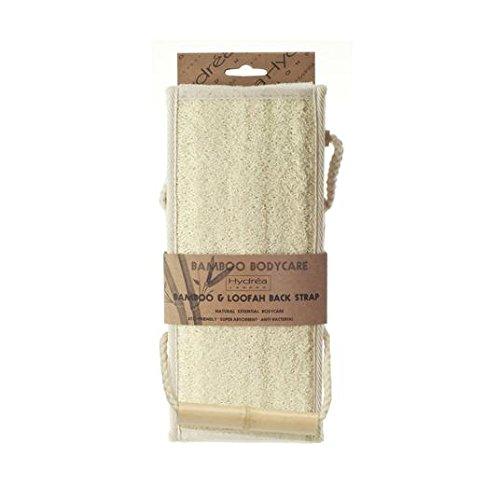 Hydrea London Bamboo & luffa exfoliant Retour Strap