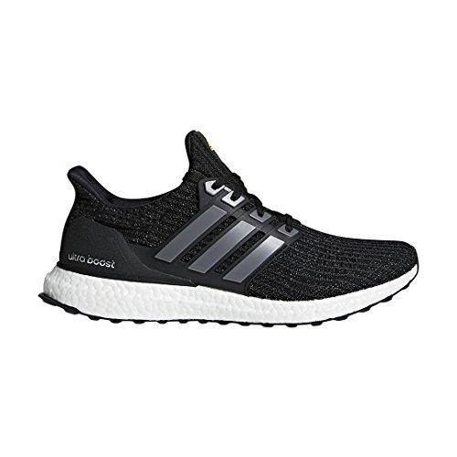 adidas Herren Ultraboost Ltd Laufschuhe Schwarz (Cblack/Ironmt/Vivyel)