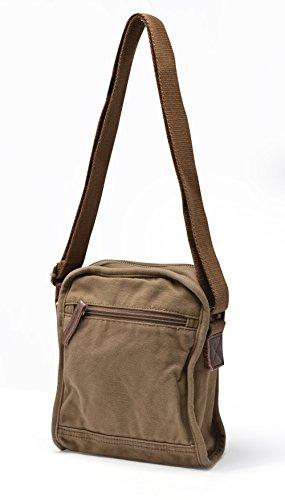 Gootium 40199AMG Freizeitasche Cross Body Bag Umhängetasche - Grün