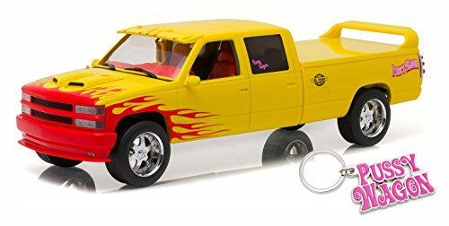Greenlight Collectibles ? 19015 ? Chevrolet Silverado C 2500 Crew Cab ? Kill Bill ? 1997 ? Preisvergleich