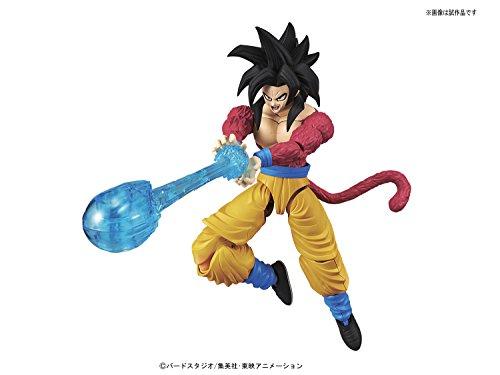 Bandai Hobby-Son Goku Super Saiyan 4 Model Kit 14 cm Dragon Ball GT Figure-Rise Standard 84086P (BDHDB144977) 3