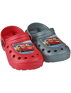 Disney Cars 3 beach mules Crocs