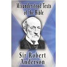 Misunderstood Texts of the Bible (English Edition)