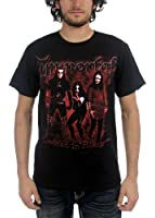 IMMORTAL - Immortal - Damned In Black Adult T-Shirt