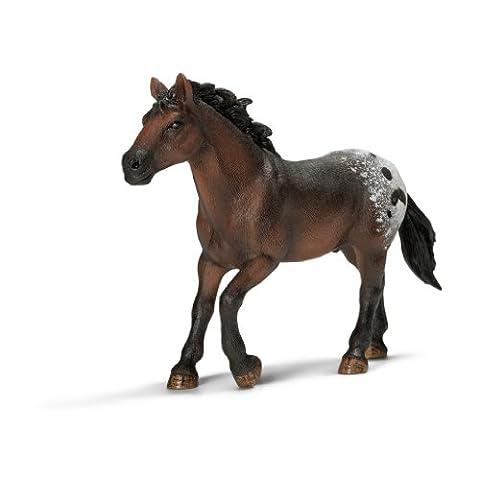Schleich Appaloosa Stallion