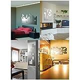 Espejo Decorativo Tetrik Payme 0003141-7Pza