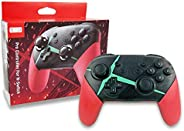 For NS Switch Pro Splatoon2 Bluetooth Wireless Gamepad Remote Controller Joypad for Nintend Switch game player
