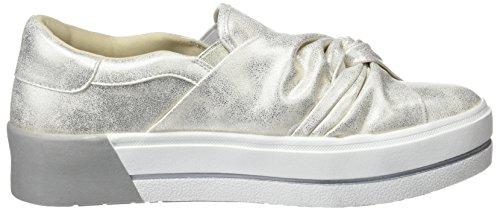 XTI Damen 48026 Slip on Sneaker Gold