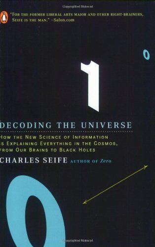 Decoding The Universe How The New Science Of Information Is Explaining Everything In The Cosmos From Our Brains To Black Holes [Pdf/ePub] eBook