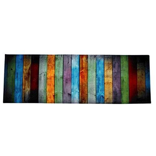 Salbei Dusche (squarex Esszimmer Teppich Shaggy Soft Bereich Teppich Schlafzimmer Rechteck Boden rutschfeste Matte 40x 120cm)