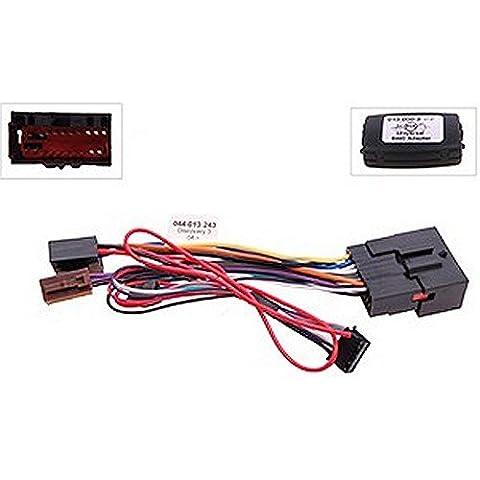 RTA 013.243–0–Adattatore telecomando a volante per Landrover Freelander 03–07 - Land Rover Cablaggio