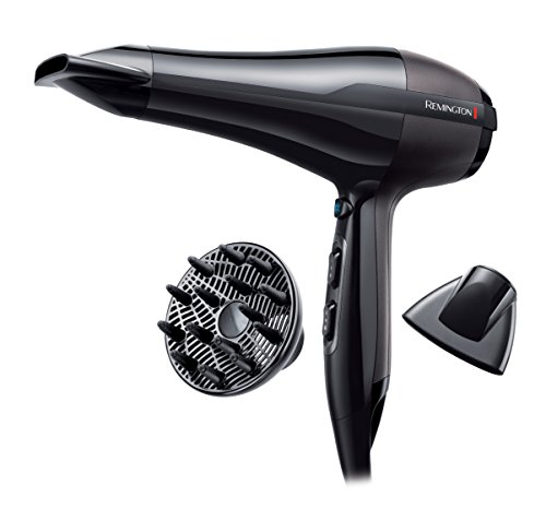 Remington AC5999 Asciugacapelli Professionale, Anti-Crespo, 2300 W