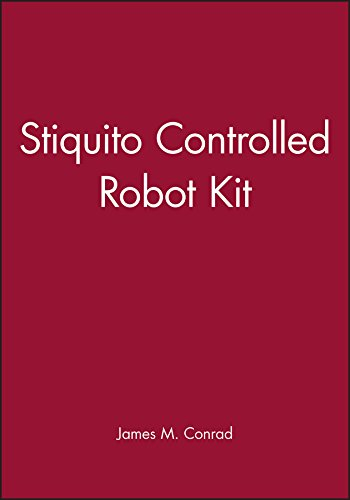 Stiquito Controlled Robot Kit (Practitioners)
