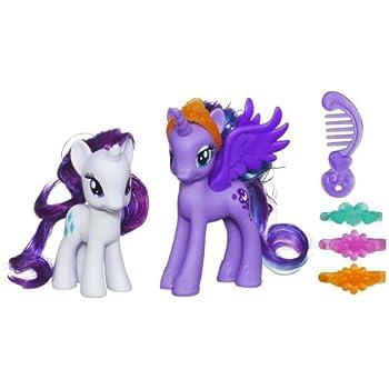 my little pony princess pack princess luna rarity