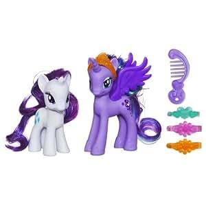 My Little Pony Princess Pack: Princess Luna & Rarity